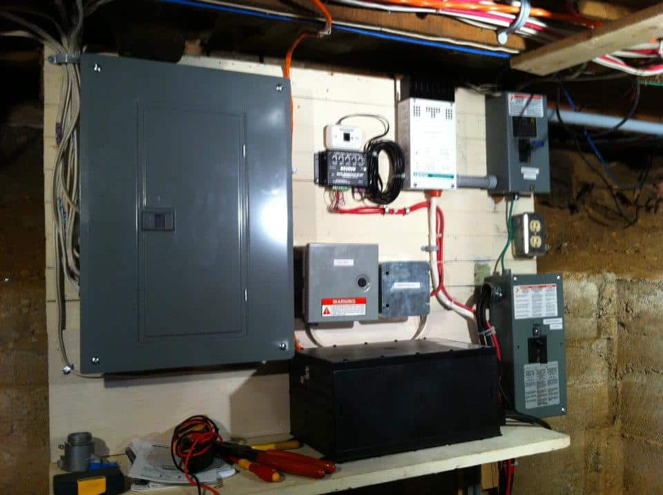how much does it cost to move an electrical panel