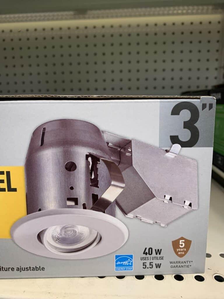 what kind of pot lights should i buy 2020
