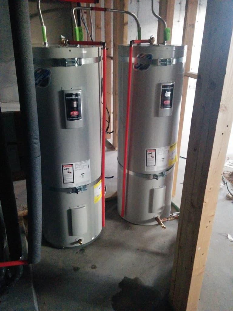 water heater keeps blowing fuses