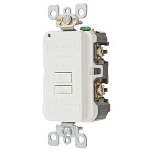 how to reset a gfci outlet no buttons
