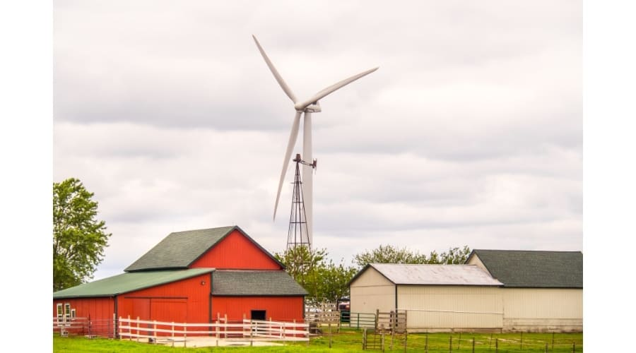 how much does a wind turbine cost