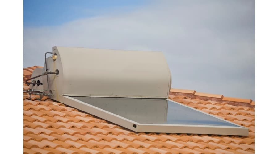 solar hot water system cost